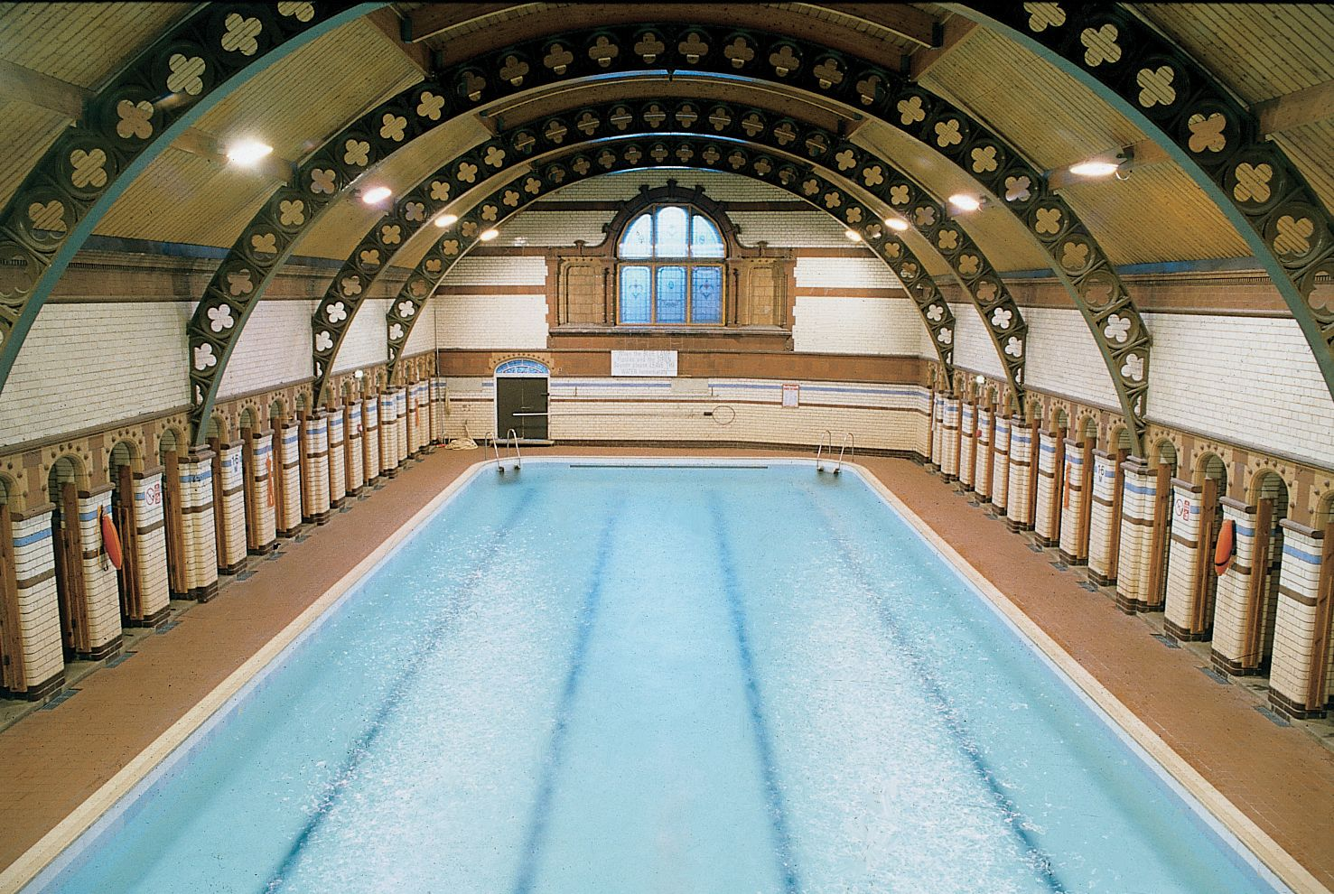 The swimming pool is just one of the unique - University of birmingham swimming pool ...