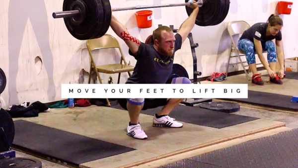 Footwork in weightlifting is vital. If you're unsure of your footwork, I'm going to break it down in this article, so you'll have a game plan for your next