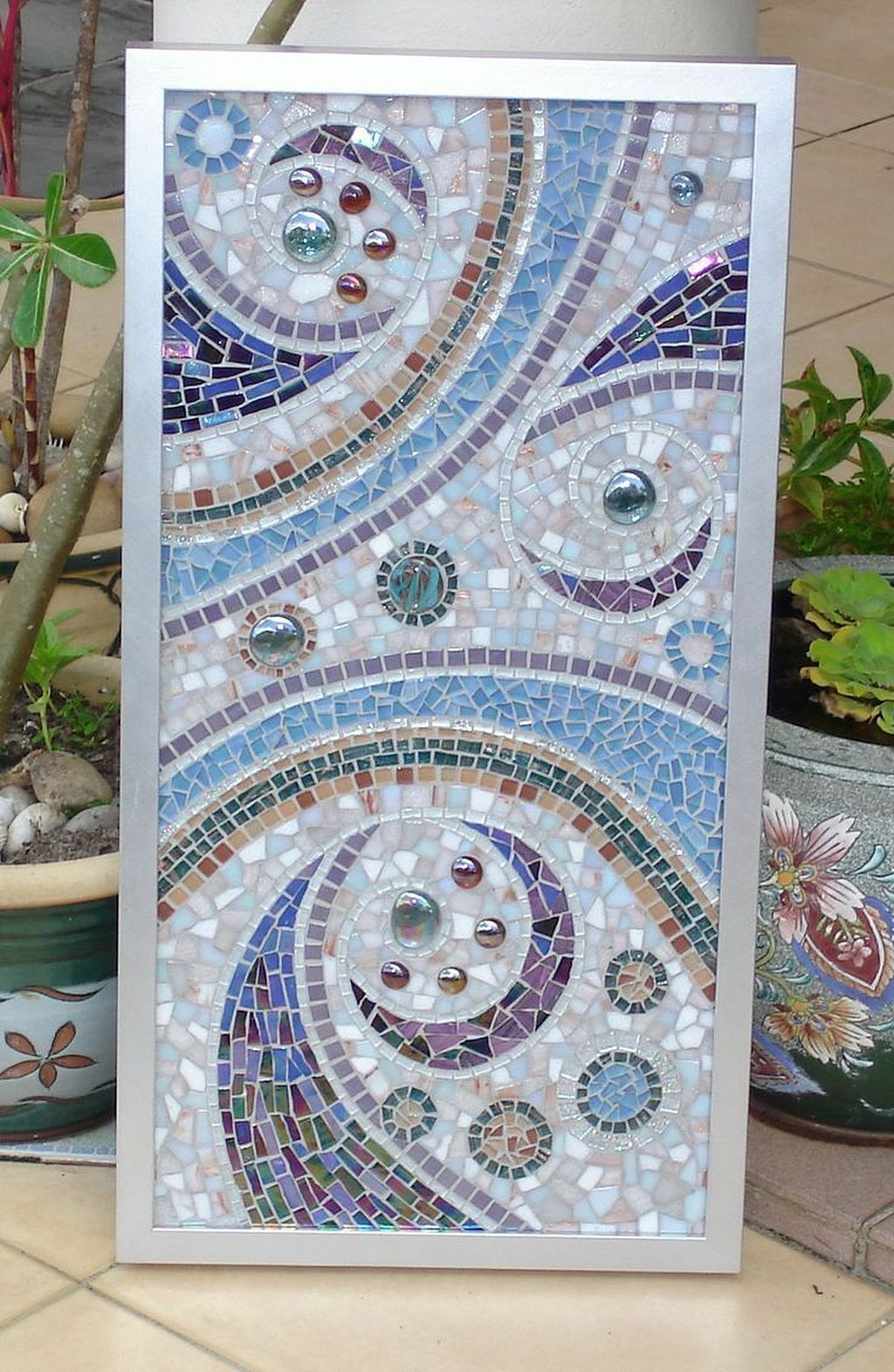 Incredible Mosaic Design Ideas 5 Beadwork & Crafts