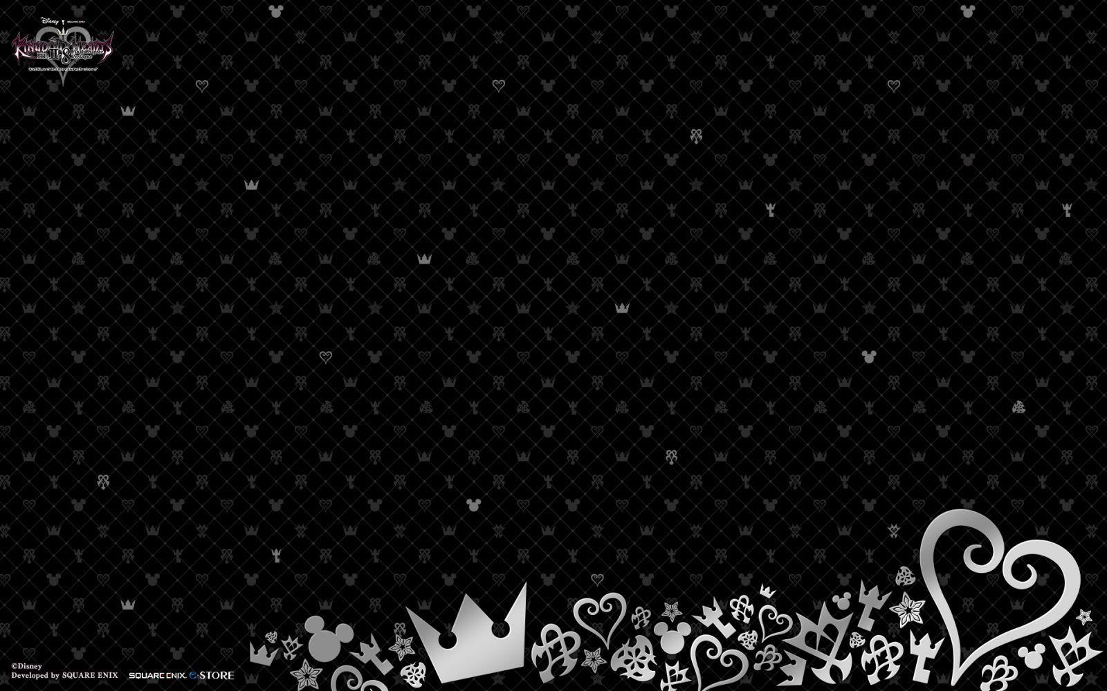 Kingdom Hearts 2 8 Wallpaper Kingdom Hearts Wallpaper Kingdom Hearts Heart Wallpaper