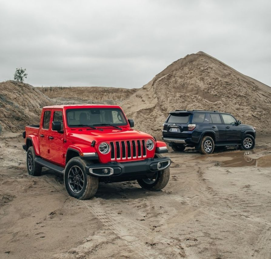 Which Is The Better Bug Out Vehicle Between 2020 Jeep Gladiator Vs