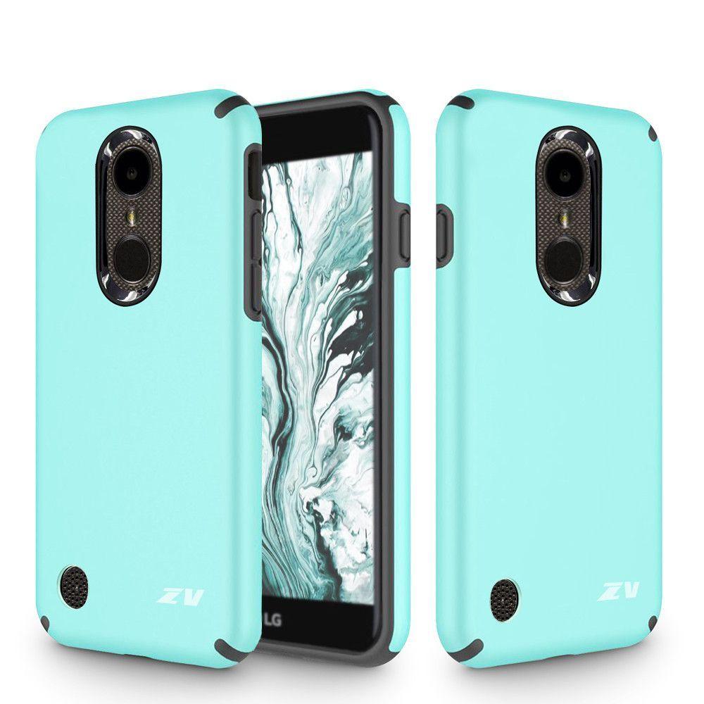 Zizo SLEEK Hybrid LG K20 V / K20 Plus / Harmony Case - Turquoise