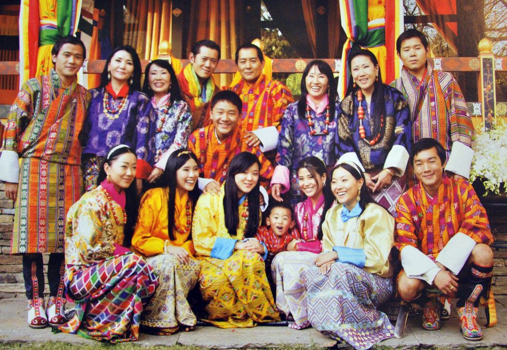 Bhutan Royal Family | Royal family, Bhutan, African nations