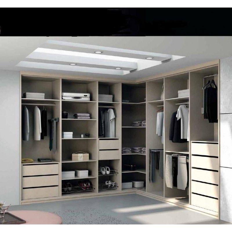 Resultado de imagen de medidas vestidor | orden en casa | Pinterest ...