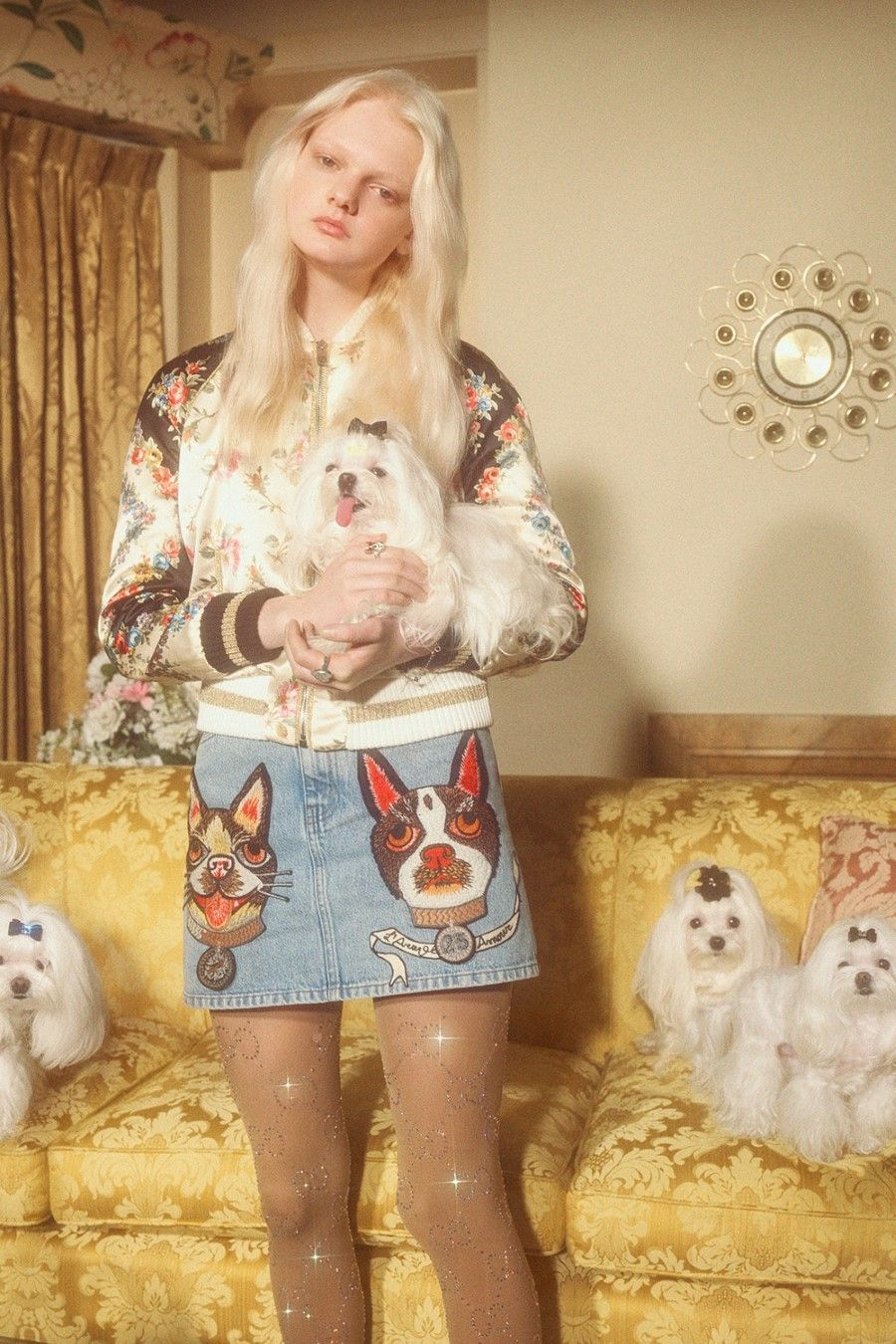99114f049 Gucci celebrates the Year of the Dog with new capsule collection ...