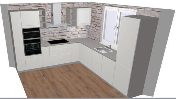 Kuchyňa - návrh - - Kuchyňa Kitchen Pinterest