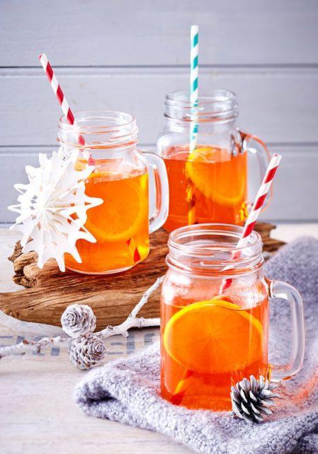 Hot Aperol #beverages