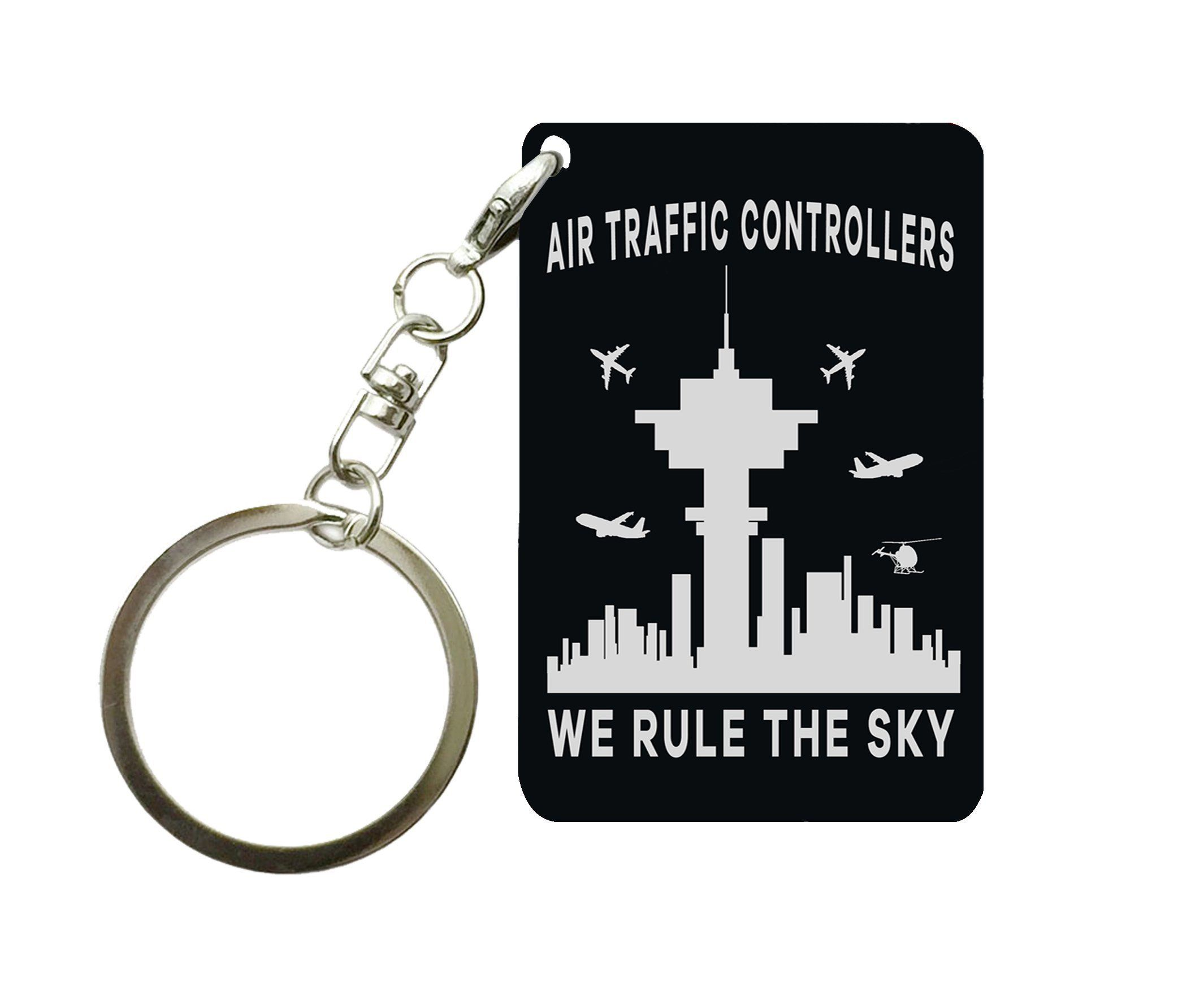 Air Traffic Controllers We Rule The Sky Designed Key