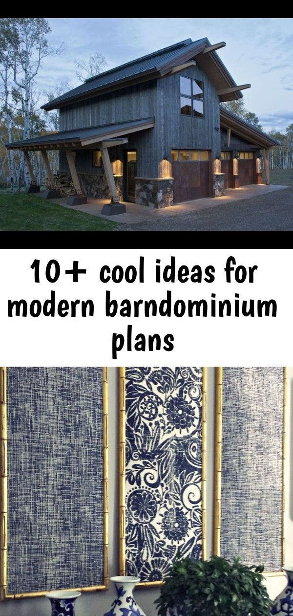 10+ cool ideas for modern barndominium plans #barndominiumideas