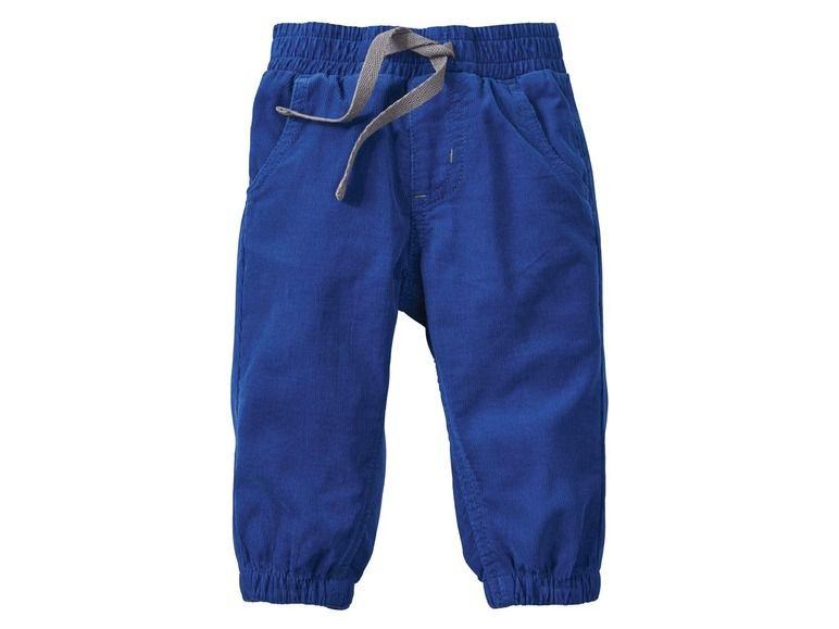 Chlapecké manšestrové kalhoty  ceb91bb40d