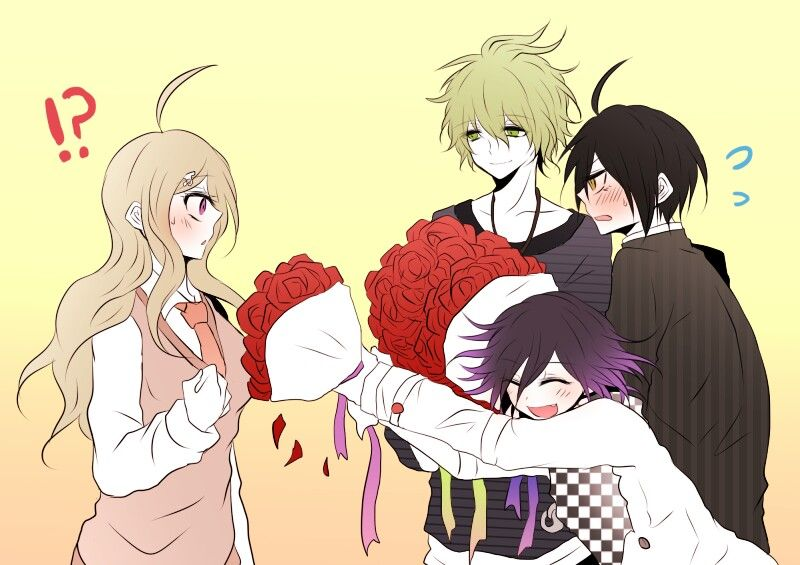 New Dangan Ronpa V3 Casal anime, Anime, Nanatsu