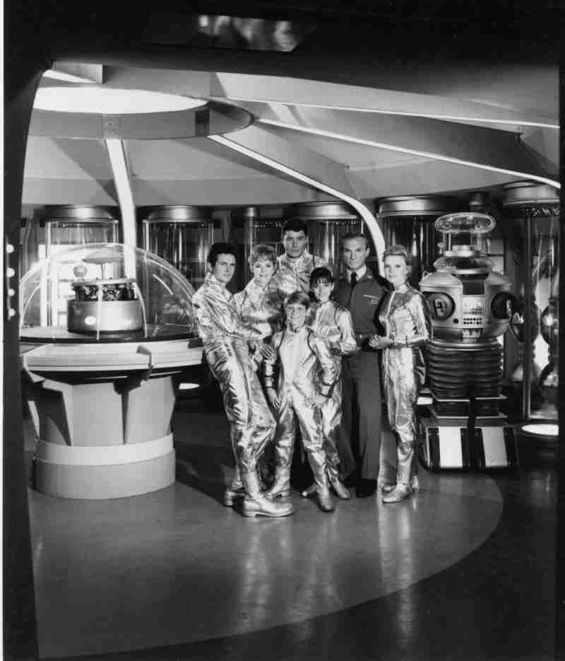 Space And Scifi Things With Zmodeler: Lost In Space Episode Guide