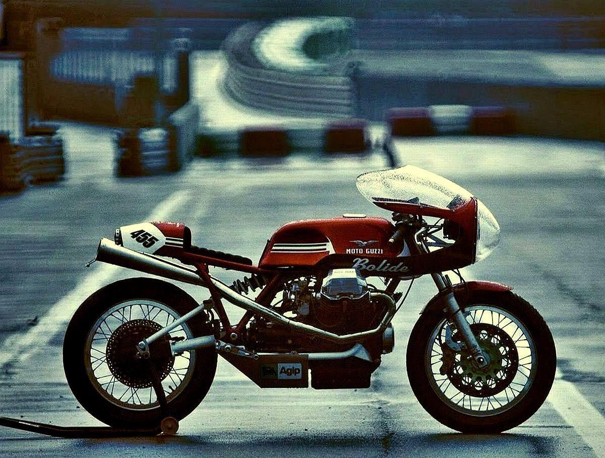 Moto Gussi Cafe Racer