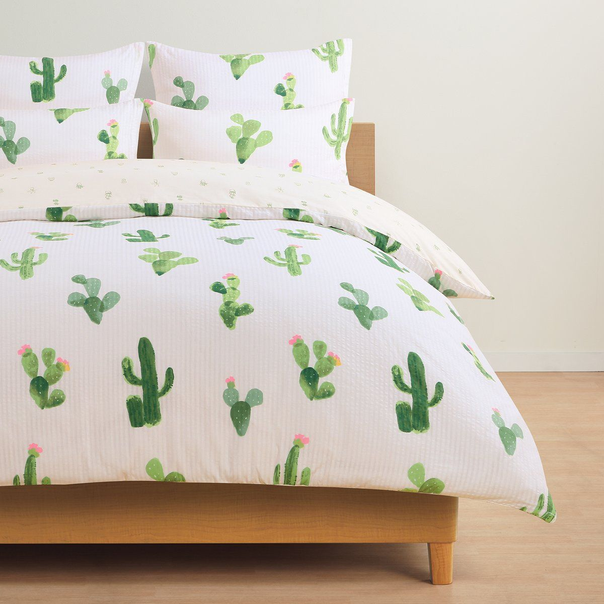 Cactus Duvet CollectionFull/Queen