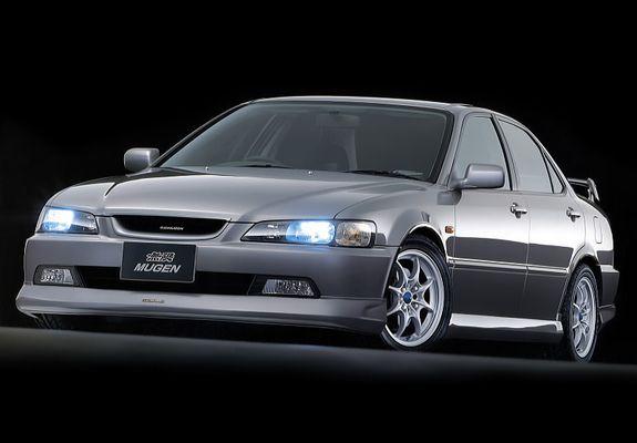 Pictures Of Mugen Honda Accord Sedan Cf4 2000 02 Honda Accord Jdm Honda Honda Civic Vtec
