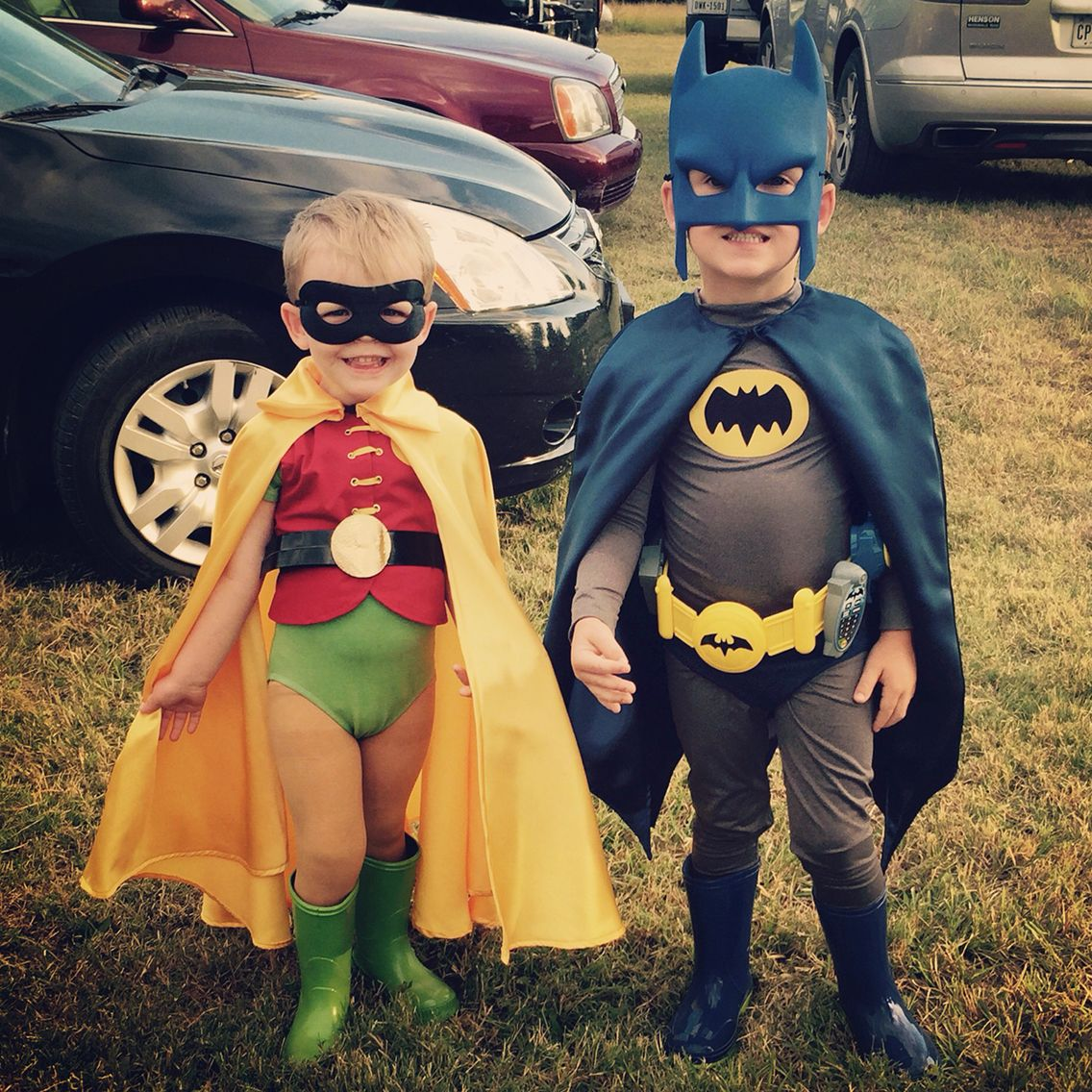 1960s batman and robin costumes!!! | halloween costumes in 2018