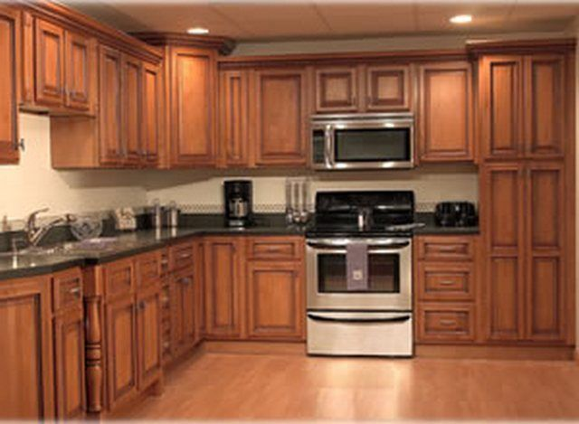 Restaining Kitchen Cabinets - http://www.vivoconcepts.com/wp-content ...