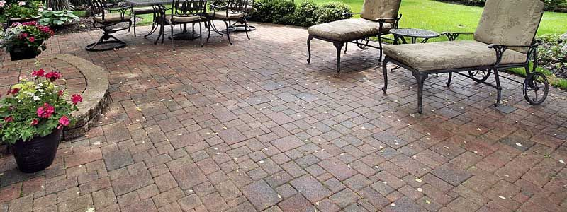 Cost To Install A Patio 2020 Average Prices And Cost Calculator Concrete Patio Cost Paver Patio Cost Brick Patios