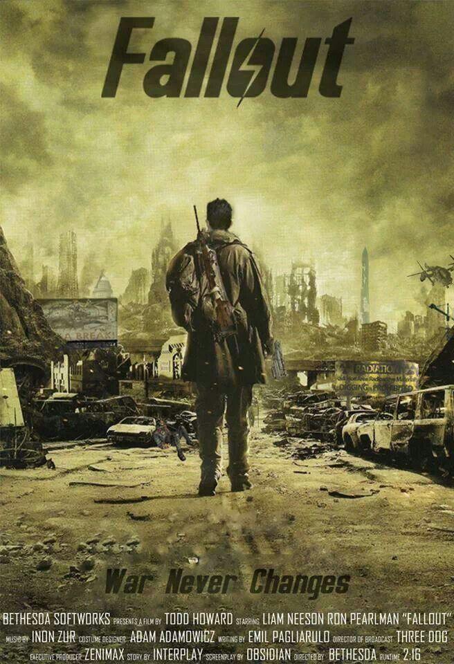 Fallout | Fallout 4 | Fallout posters, Fallout game, Fallout