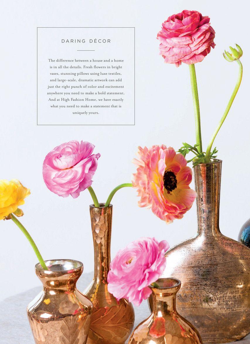 High Fashion Home - Catalog Summer 2015 - Page 110-111