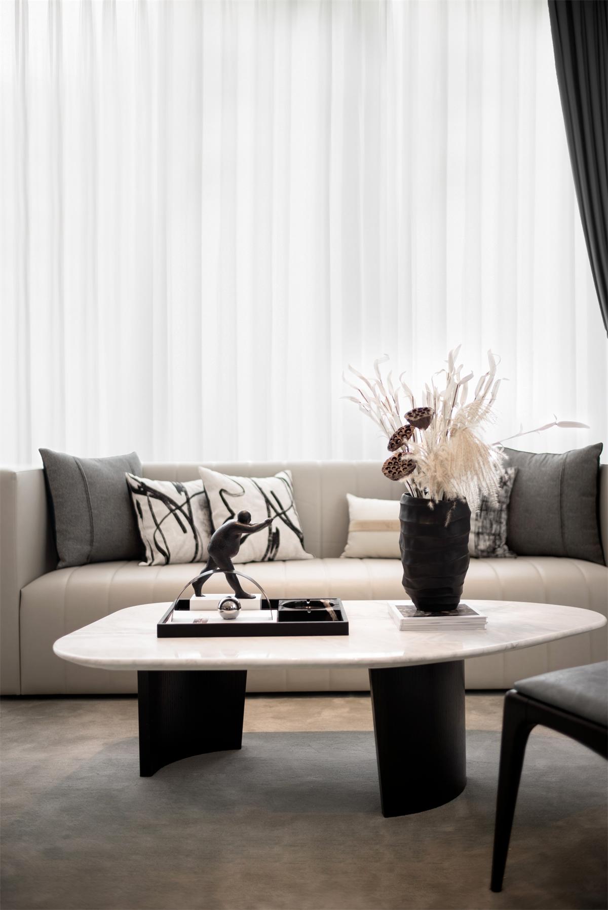 几朵设计丨东方语境的现代生活 living spaces home decor home