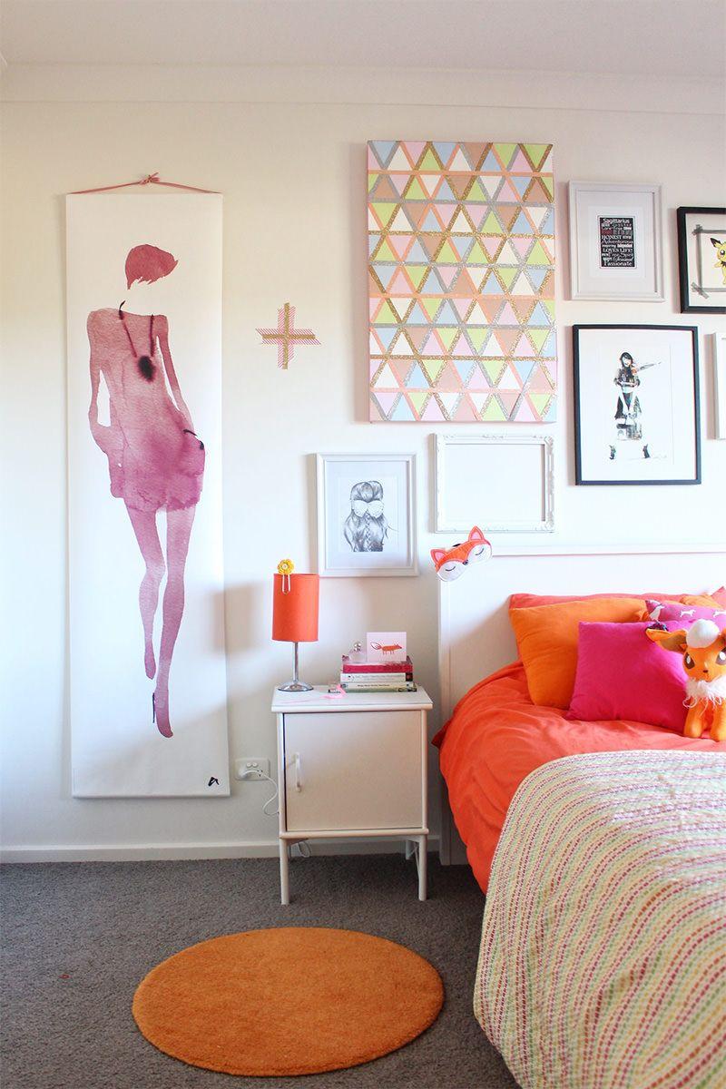 Que quarto fofo!!