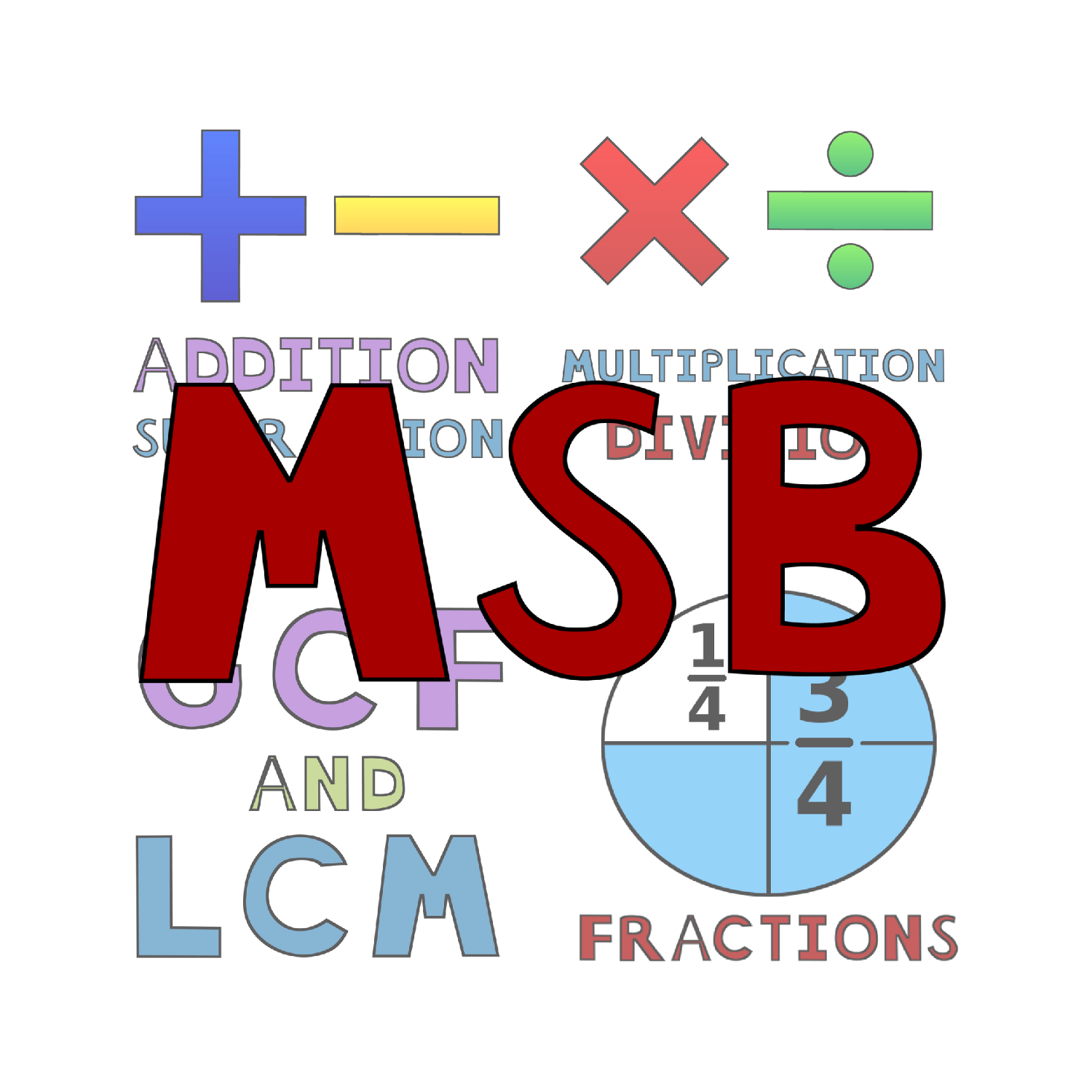 Math Skill Builder Actions