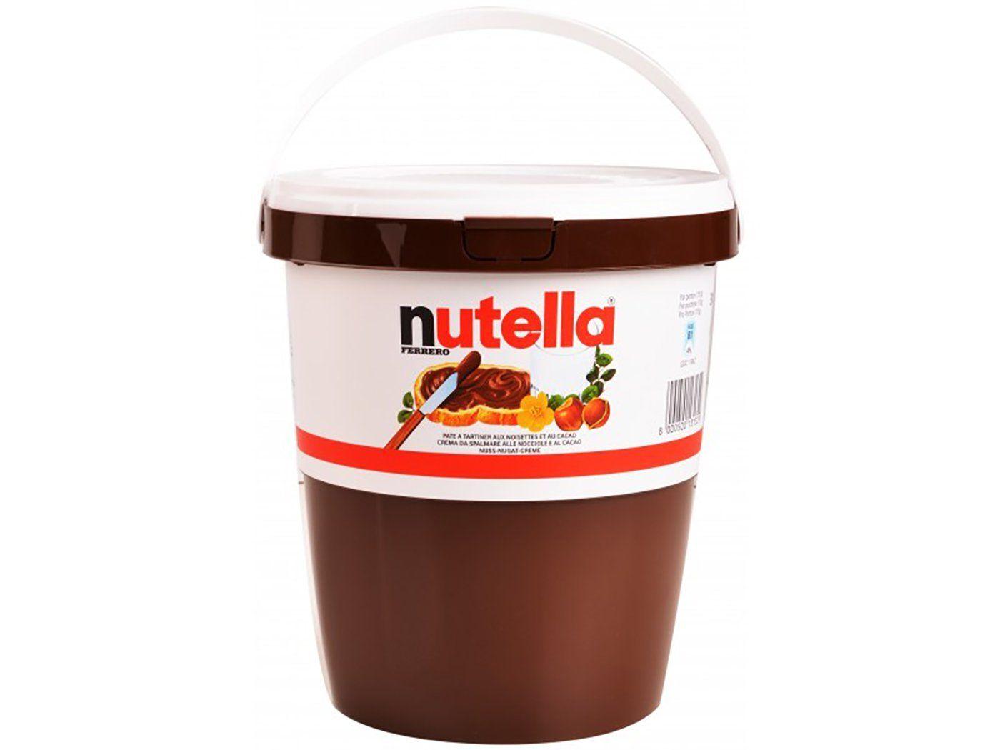 Ferrero - Nutella - 3kg: Amazon.de: Lebensmittel & Getränke  OMG! 3kg Liebe :D