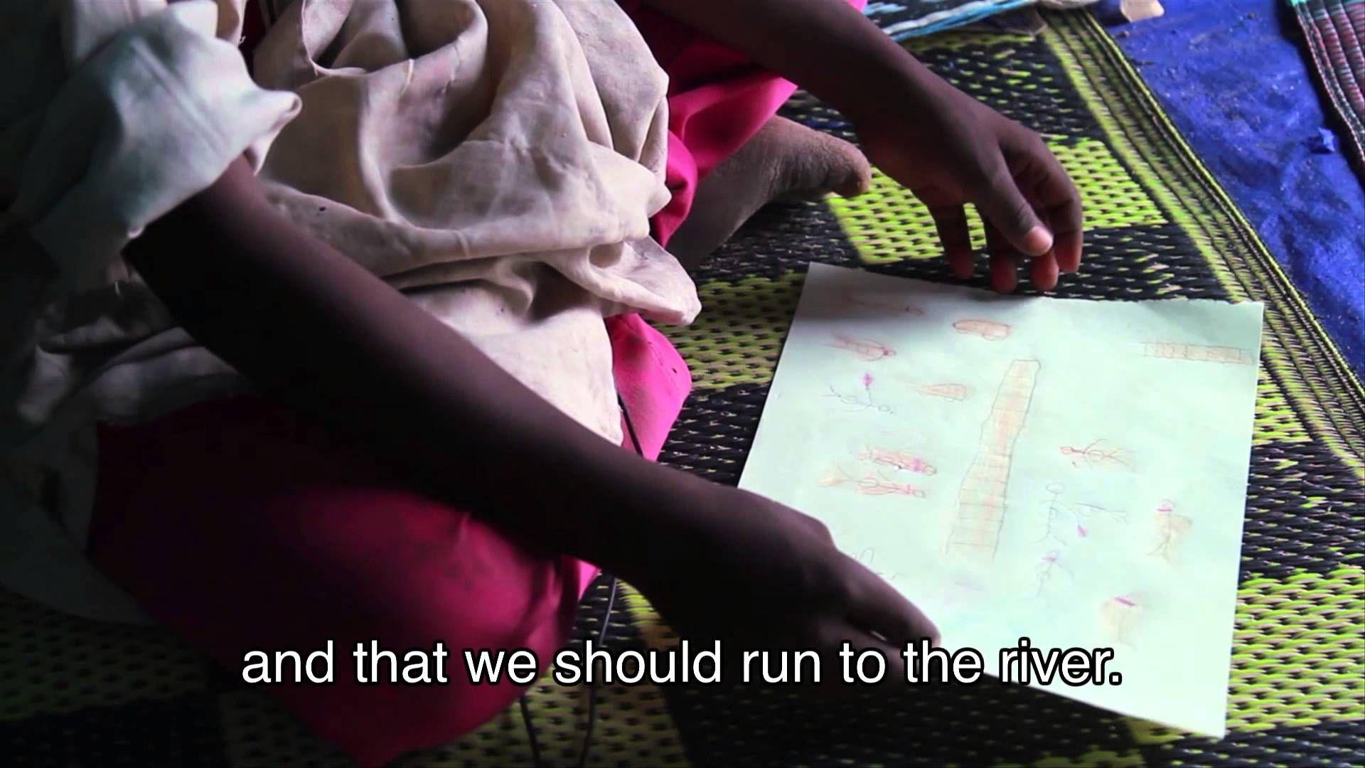 Sani - Uma criança refugiada da Nigéria partilha a sua história