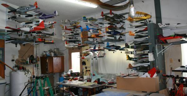 Rc Airplane Storage Airplane Storage Ideas Helicopters