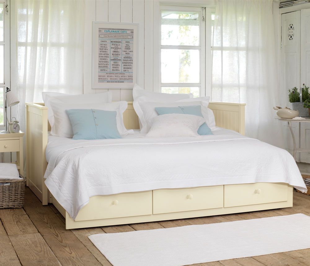 Best Olivia Day Bed Guest Bedroom Bed Luxury Bedding Bed 640 x 480