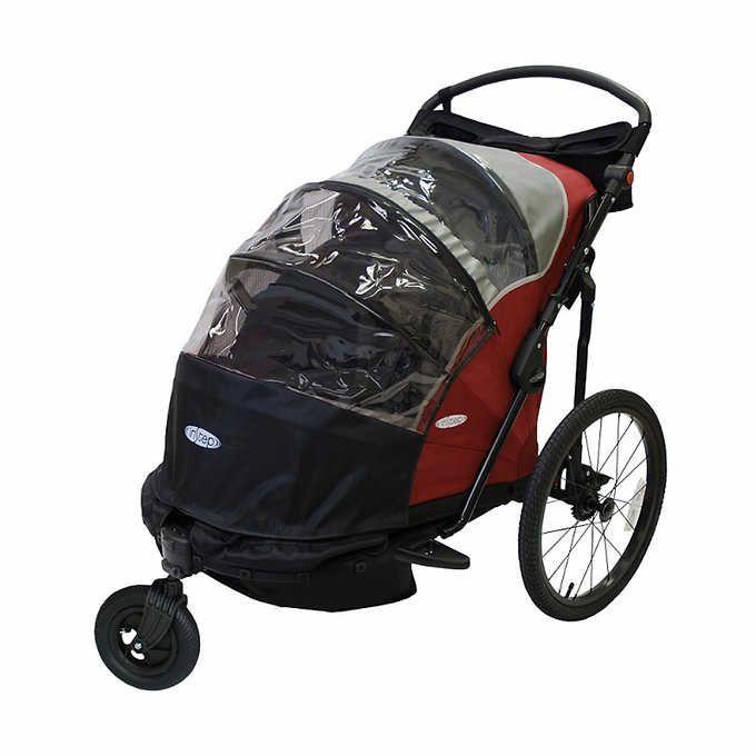 Instep Mark V 2 Child Bike Trailer Stroller Baby Gear