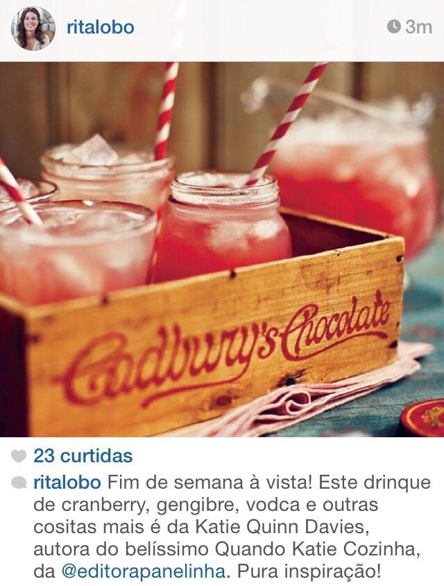 Rita Lobo - drinks