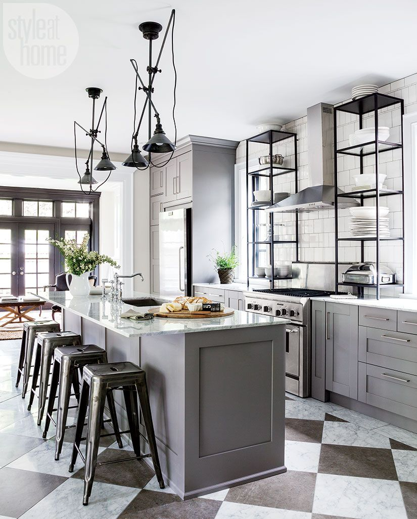 Must See Rooms By Our Favourite Canadian Designers Kitchen
