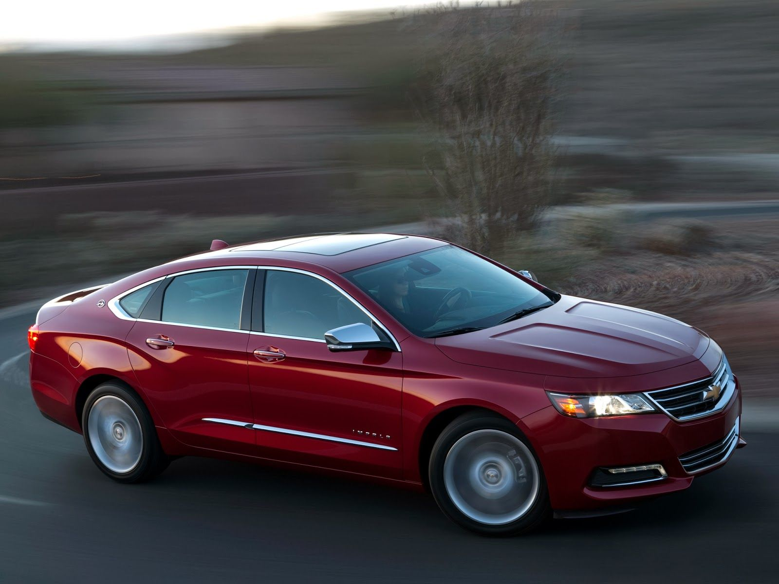 2015 Chevy Impala SS   Power And Release Date