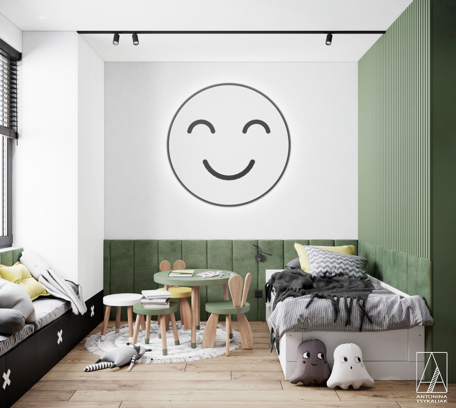 Kids Room Design By Alekhina Architecture Bedroom Design Kids Room Design Kids Room Interior Design