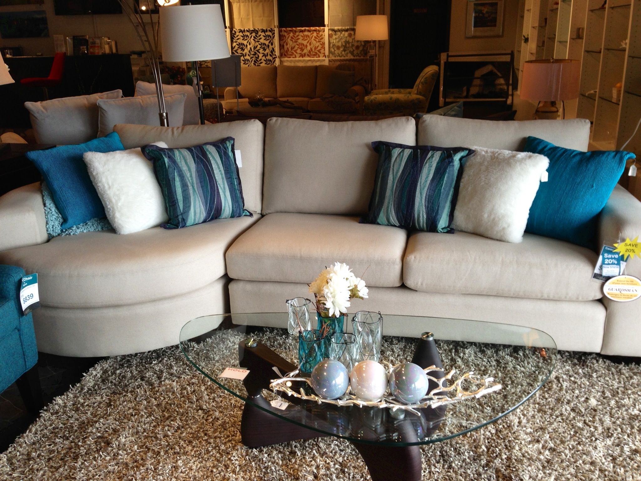 Cannon Sofa By Stylus; Canadian Made And Customizable! Found At Portfolio  Interiors, Kamloops