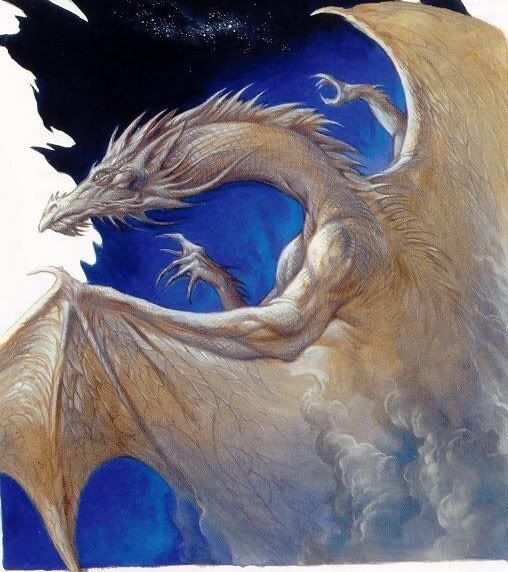 Platinum dragon, Mythical creatures, Dungeons and dragons characters