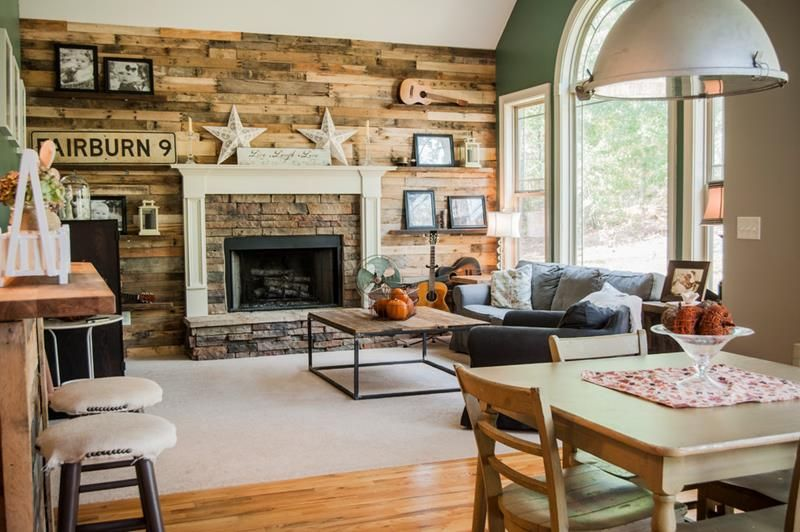 22 Living Rooms With Earth Tones