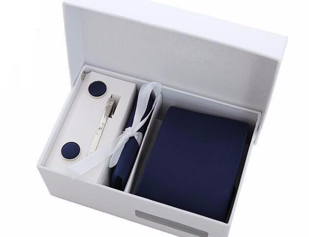 23 STYLES Ties-Cufflinks & Hanky Set Gift Box