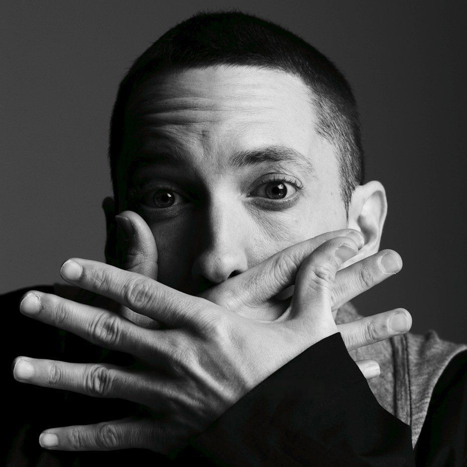Eminem, darn, so yum!