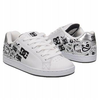 Womens silver shoes, Dvs shoes, Dc shoes