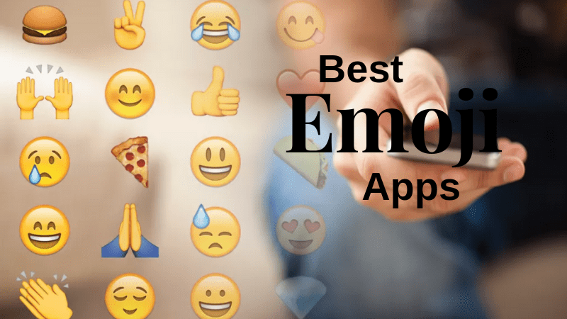 Top 10 Free Emoji Maker Apps For Making Your Own Emojis Cool Emoji Free Emoji Android Apps