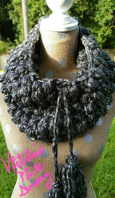 "My ""Puffy"" neck scarf"