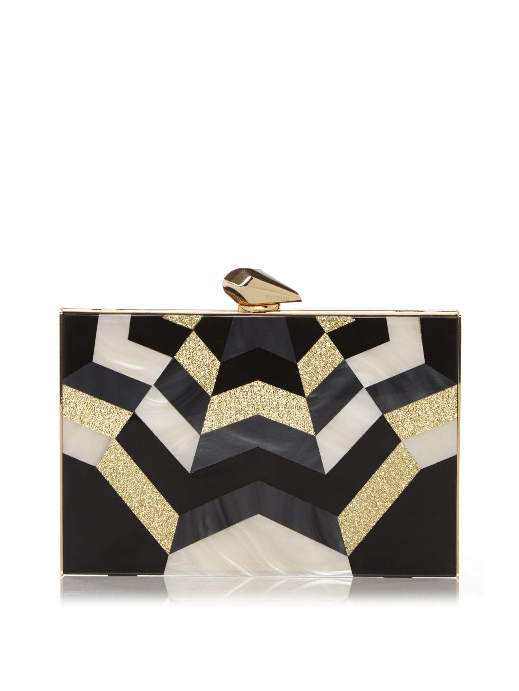 79d63078aa5 KOTUR   Multicolor Merrick Clutch   Lyst   clutches   Bags, Fashion ...