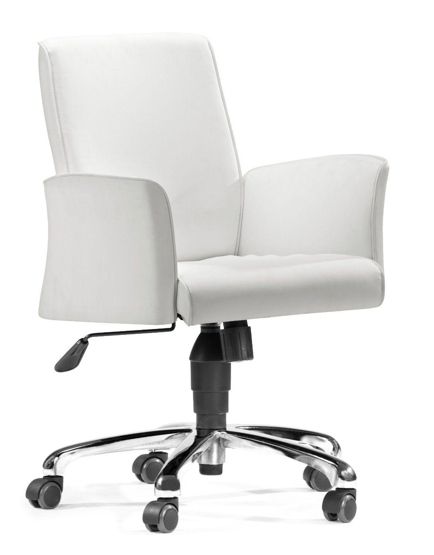 Adjustable Desk Chair No Wheels