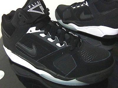 buy online c7534 6e736 Original mens nike air flight lite low basketball black lightweight  trainers, View