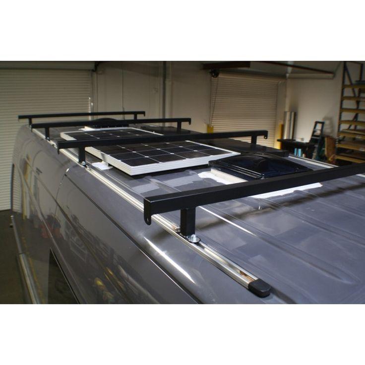 Image Result For 8020 Roof Rack Van Conversion Interior Van Interior Van Wall
