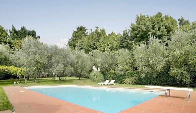 Location Maison En Toscane, Villa Avec Piscine Privée à Pescaglia, Province  De Lucques, Référence Crocialetto