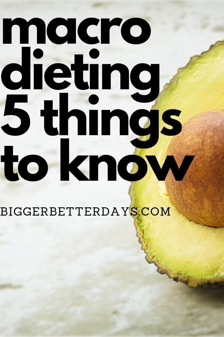 Photo of Makro-Diät 5 Dinge zu wissen